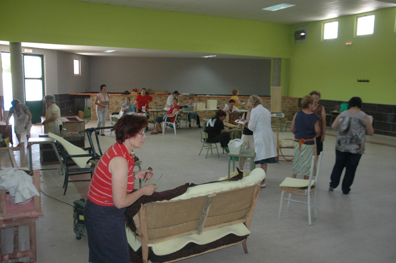 Cursos restauracion de muebles taller de restauraci n - Restauracion de muebles madrid ...